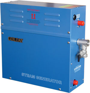 Golday Steam Generator