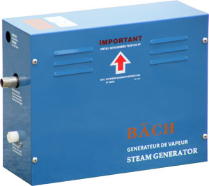 BACH Steam Generator