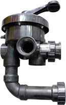 Multiport side valve
